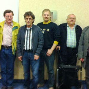 AfA-UB-Vorstand 2012