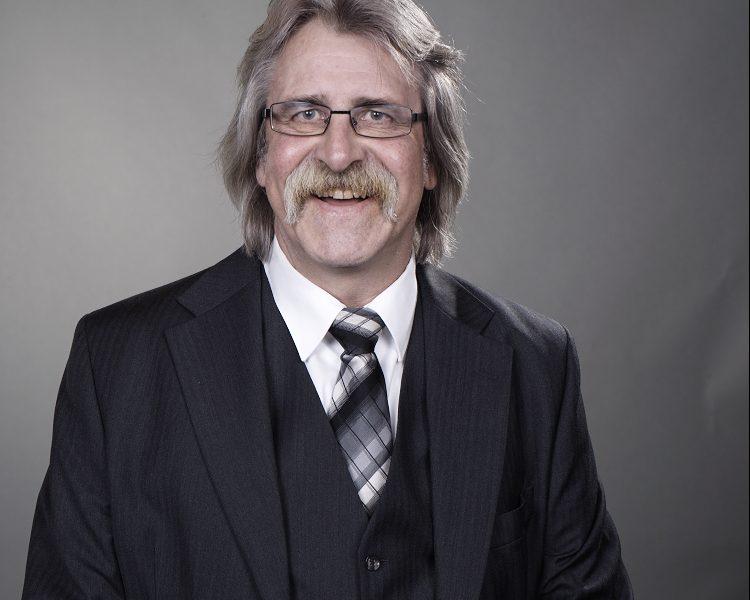 Peter Kiehlmann, Vorsitzender der SPD-Kreistagsfraktion Wesel