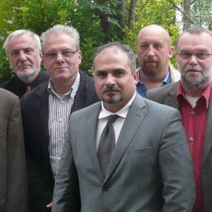 Vorstand der Arbeitsgemeinschaft der Selbständigen in der SPD Kreis Wesel