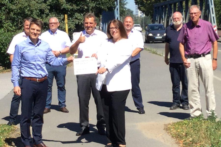 SPD fordert Reaktivierung der Walsumbahn